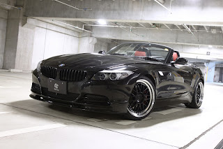 3D Design BMW Z4 Wallpapers