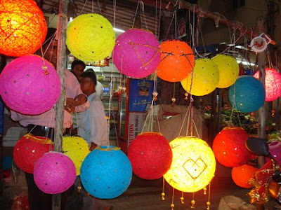 Diwali India 2012