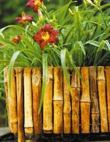 Bamboo Garden Edging1