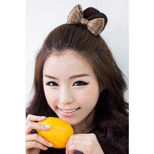 Image result for bow fake hair