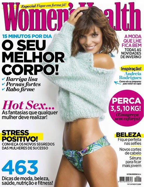 Fotos Andreia Rodrigues para a Women's Health