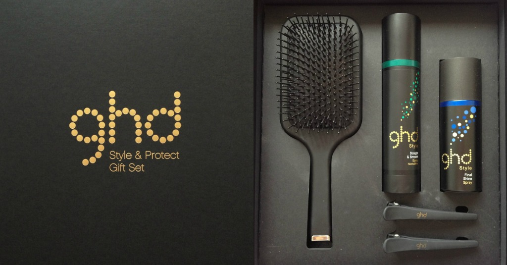 Ghd style protect gift set charli b for Ghd design