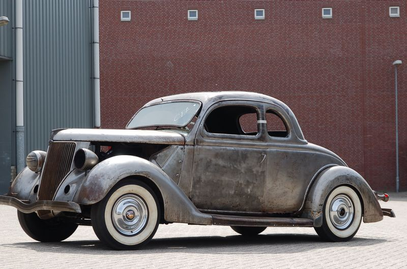 Rodcitygarage for 1936 lincoln zephyr three window coupe