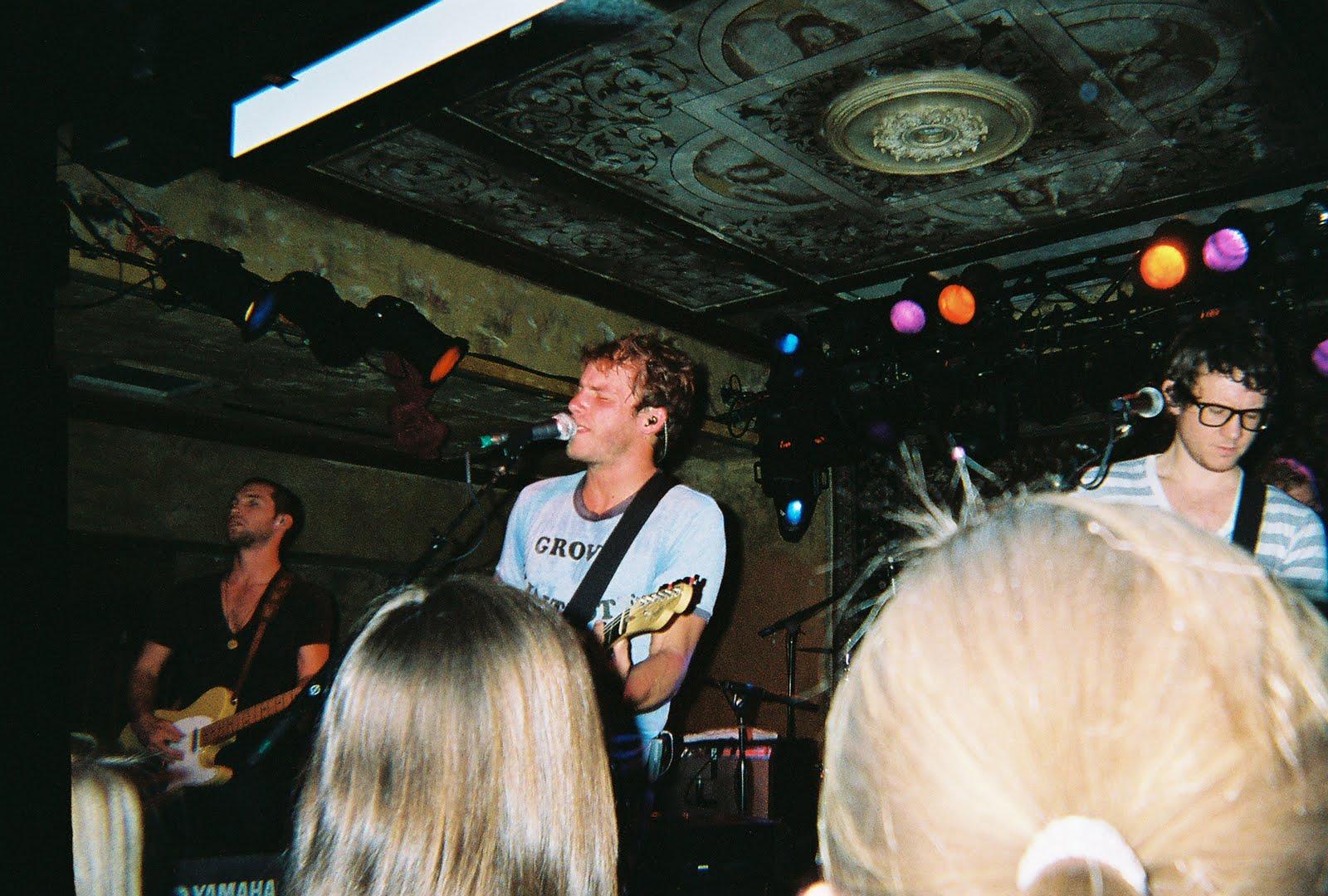 Concert Flashback Jon McLaughlin