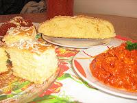Pogača sa sirom i senfom
