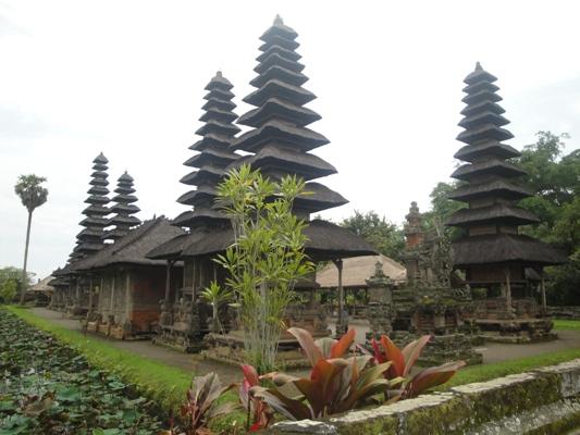 Pura Kerajaan Taman Ayun Mengwi - Bali, Wisata, Liburan, Objek Wisata, Tempat Wisata Menarik, Pura, Tempat Suci, Mengwi, Taman Ayun, Badung, Bali