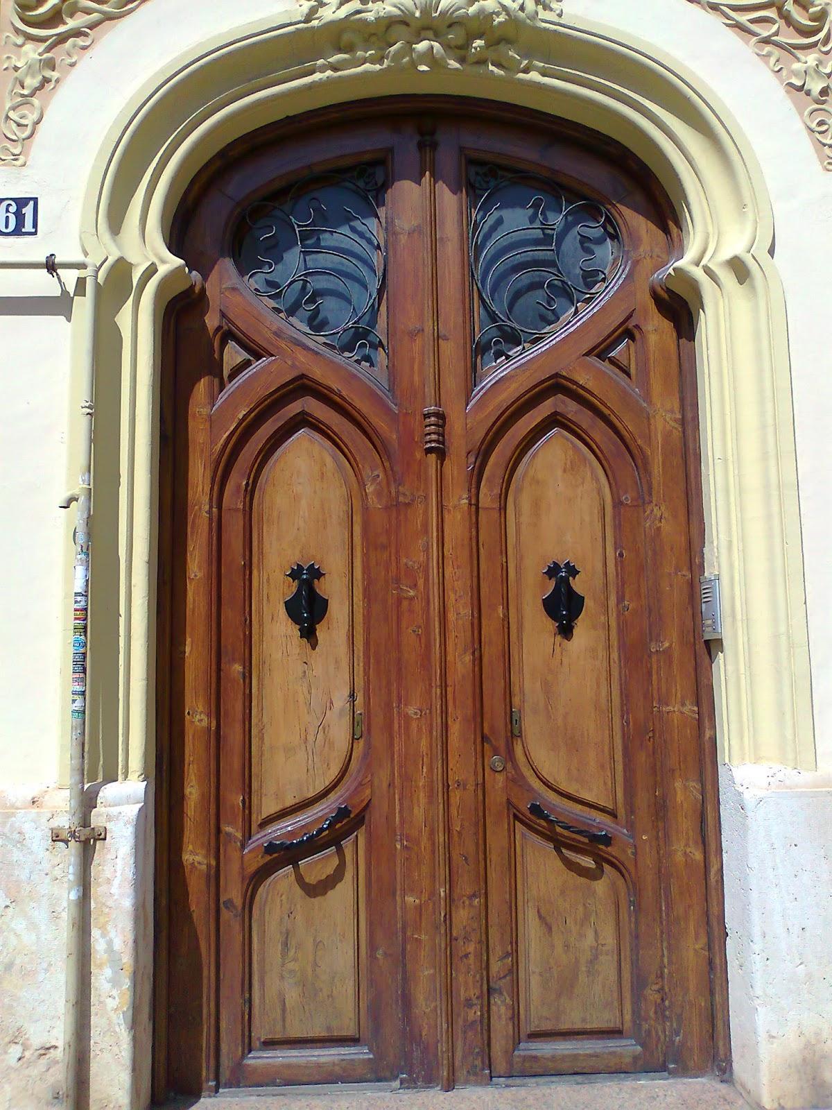 Estilos Puertas De Valencia