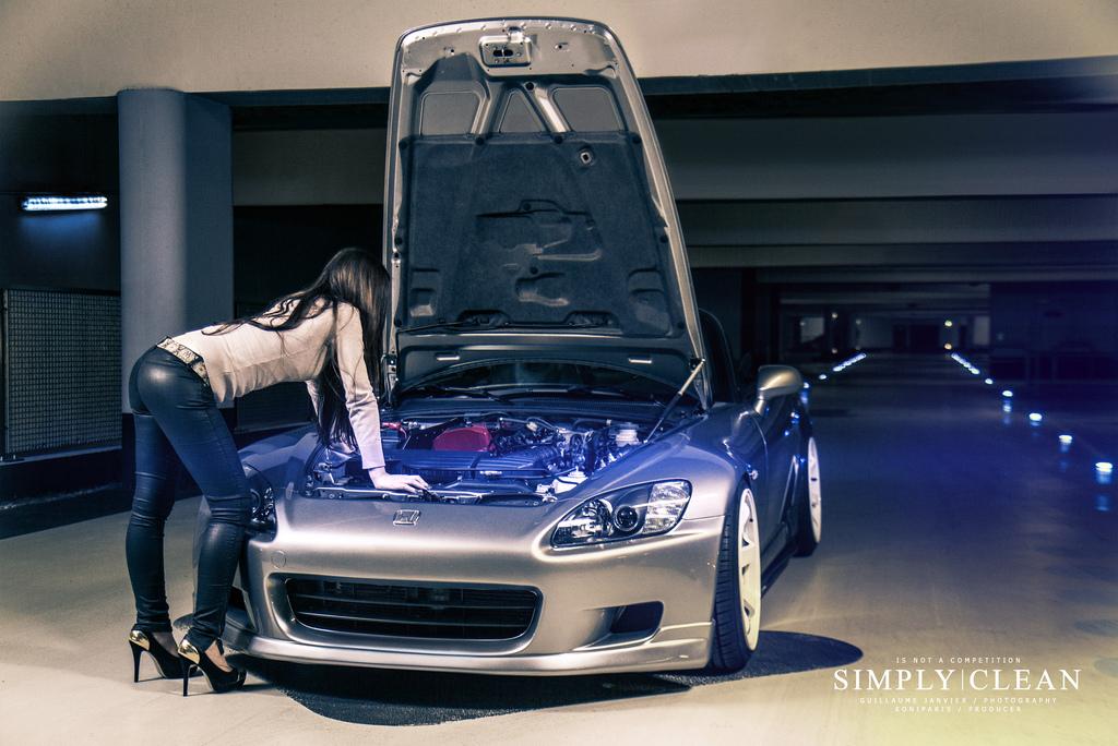 Honda S2000, kobiety i samochody, fotki