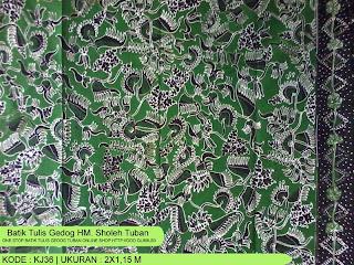 Batik Kerek, Batik Tuban, Batik Murah.