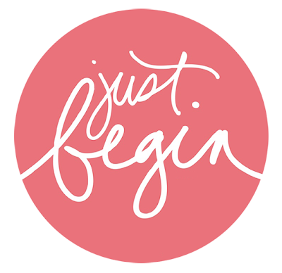Just Begin Print on Paper Coterie