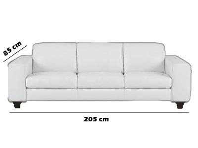 Rental Sofa Triple Seater