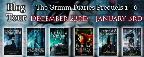 The Grimm Diaries Prequels 1 - 6 by Cameron Jace