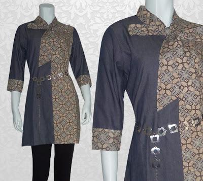 Model Baju Batik Terbaru 3