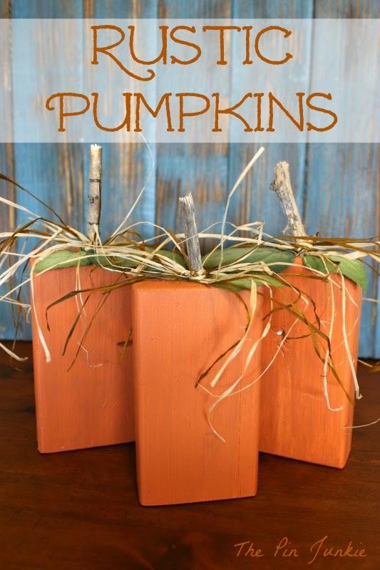 rustic-wooden-pumpkins