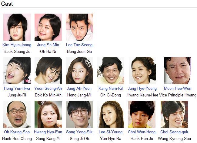 Playful kiss yoon seung ah dating 5