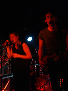 23.07.2012 Glasgow - King Tut's: Olympic Swimmers