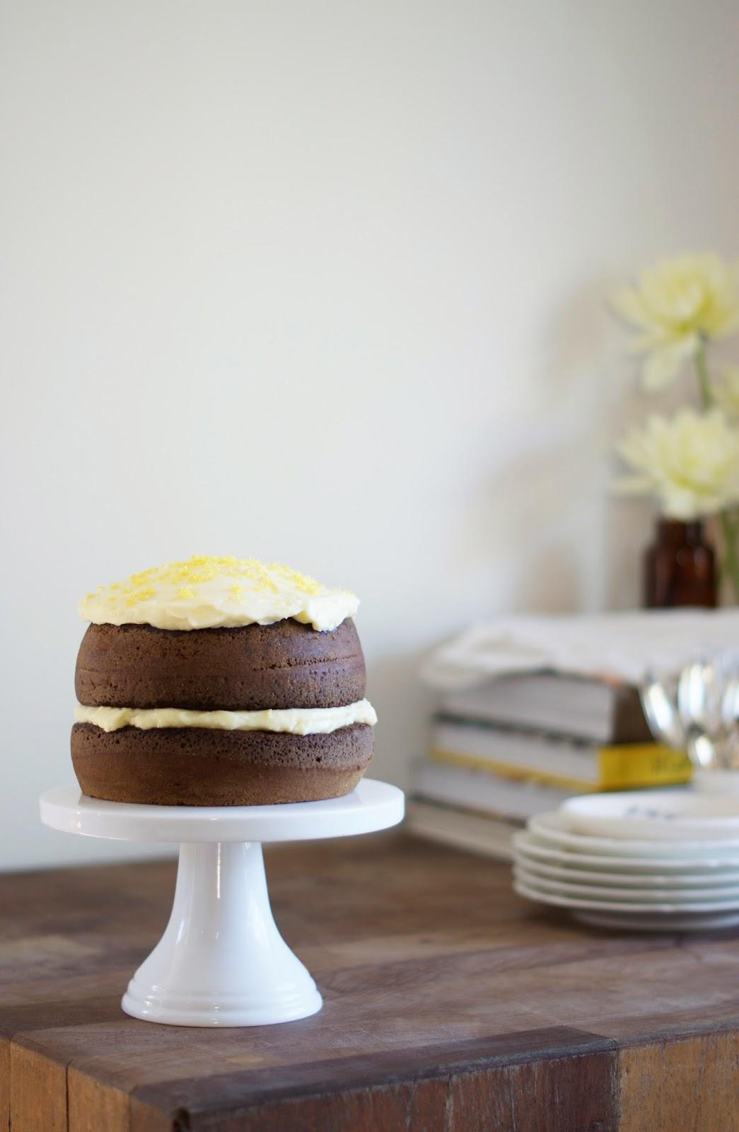 Jamaican Stout Cake