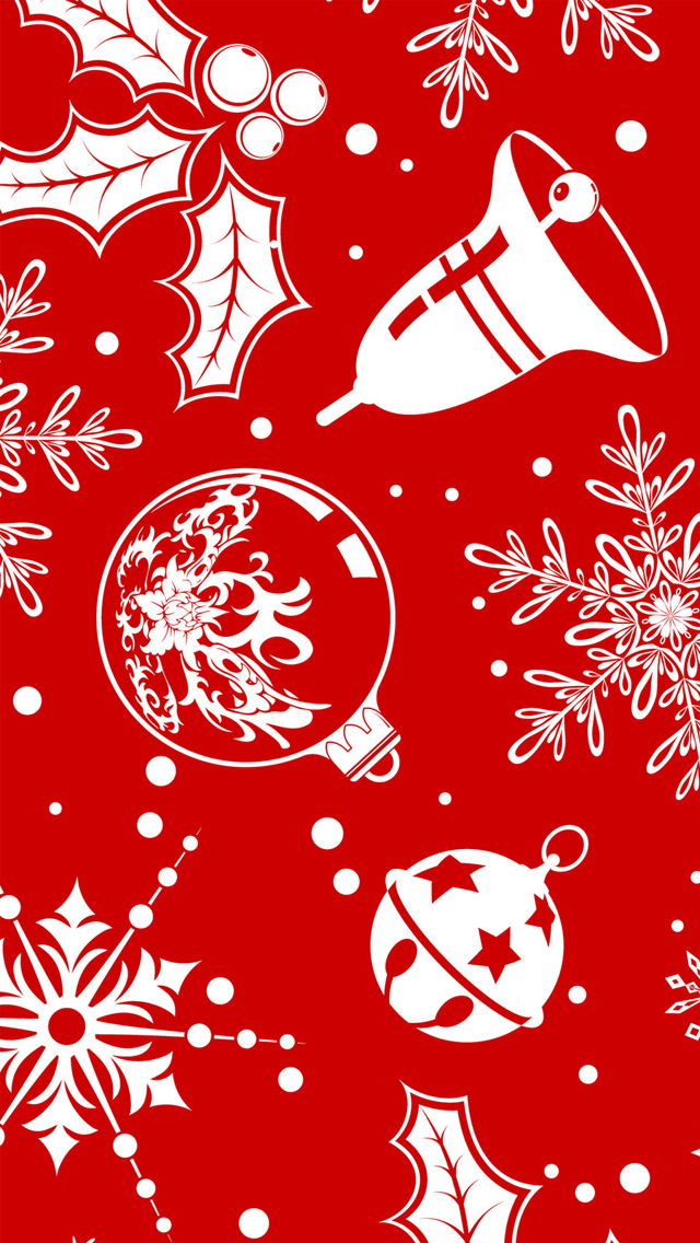 lovely free iphone 5 christmas wallpapers part 2 gadgets