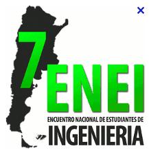 Audios. Micros Radiales 7mo Encuentro Nacional de Estudiantes de Ingeniería. San Luis, Argentina