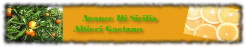 Arancia Siciliana Altieri