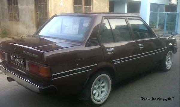 Dijual - Toyota Corolla DX tahun 1980, Iklan baris mobil gratis
