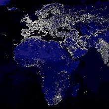 África de noche