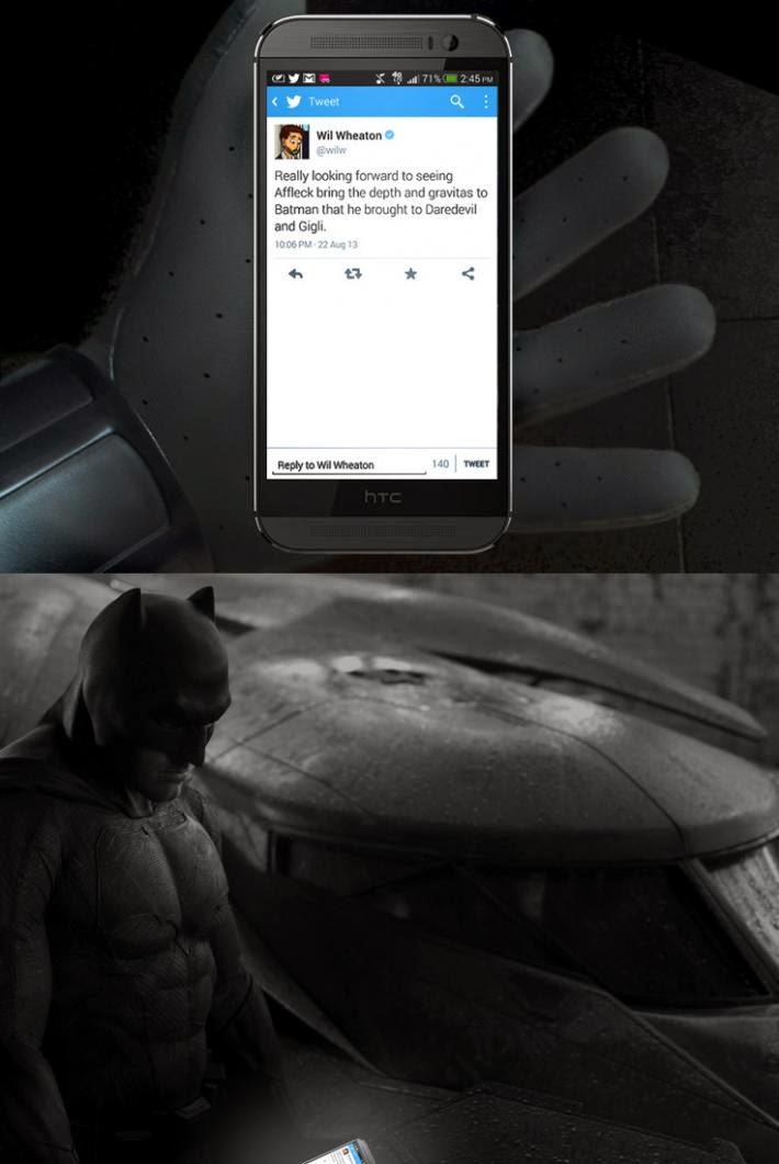 Memes de humor nuevo Batman 2014