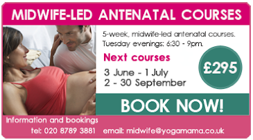Midwife-led Antenatal Courses