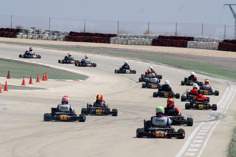 Circuito Jumilla : Benferri karting club: 2º prueba campeonato murciano de karting 2012
