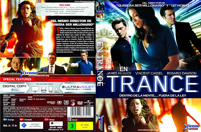 Gallery For u0026gt; Trance Dvd Cover