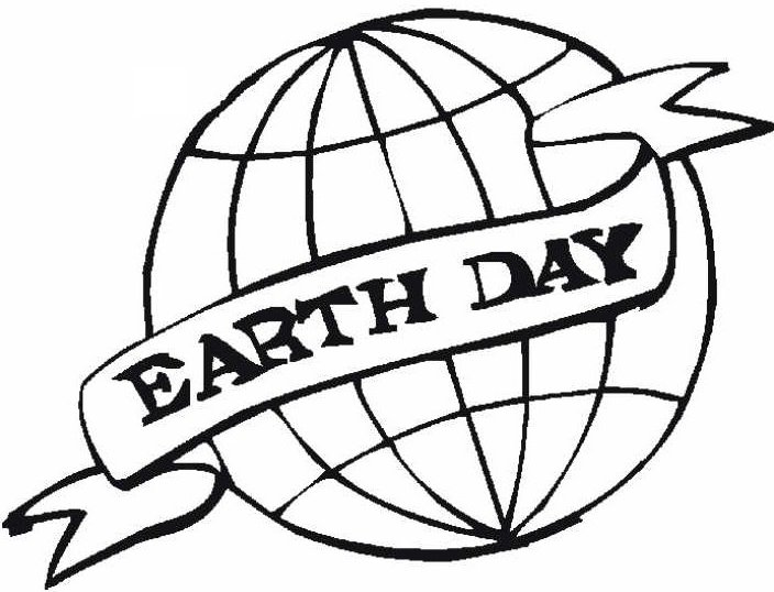 Free Earth Day Coloring Pages: title=
