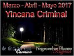 #YincanaCriminal2017