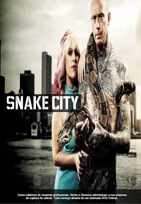E BOOK Snake City 1ª Edição