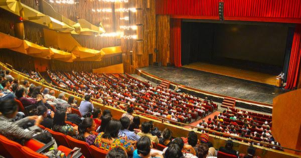 Inauguración de la IV muestra de cine Internacional Memoria Verdad Justicia