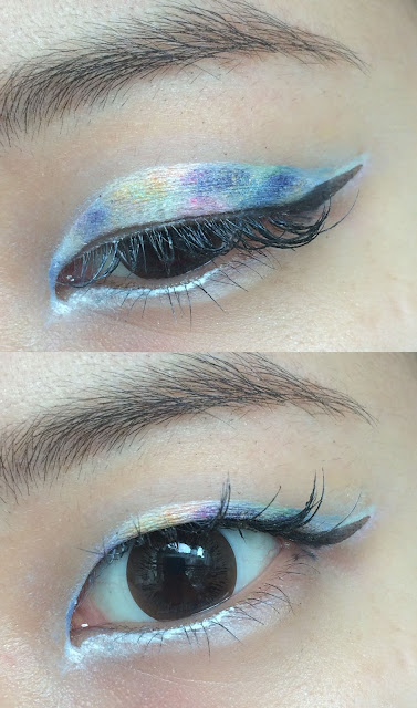 asian eyes, single eyelids make up, asian make up