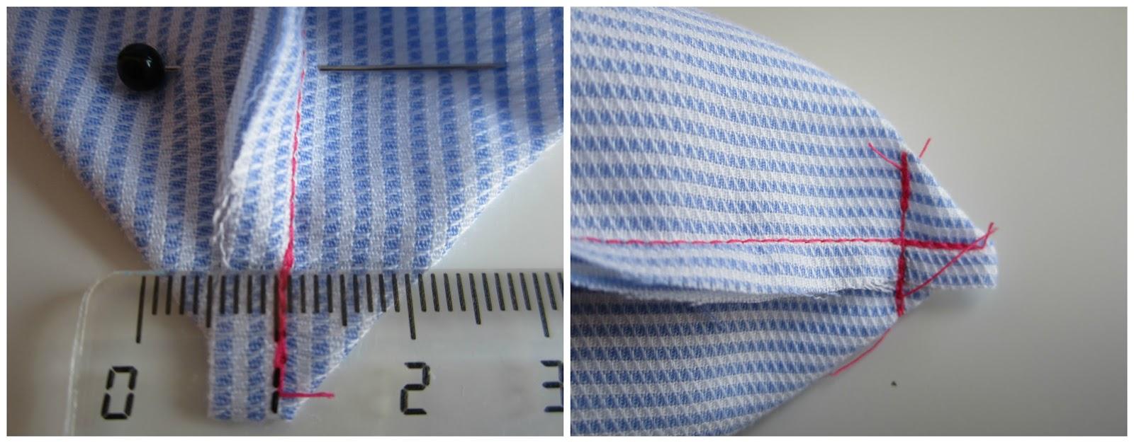 mis nancys, mis peques y yo, tutorial bolsa playera Nancy, coser esquinas