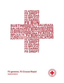 Sustine Crucea Rosie din Romania