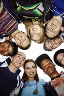 Red Band Society TV show poster