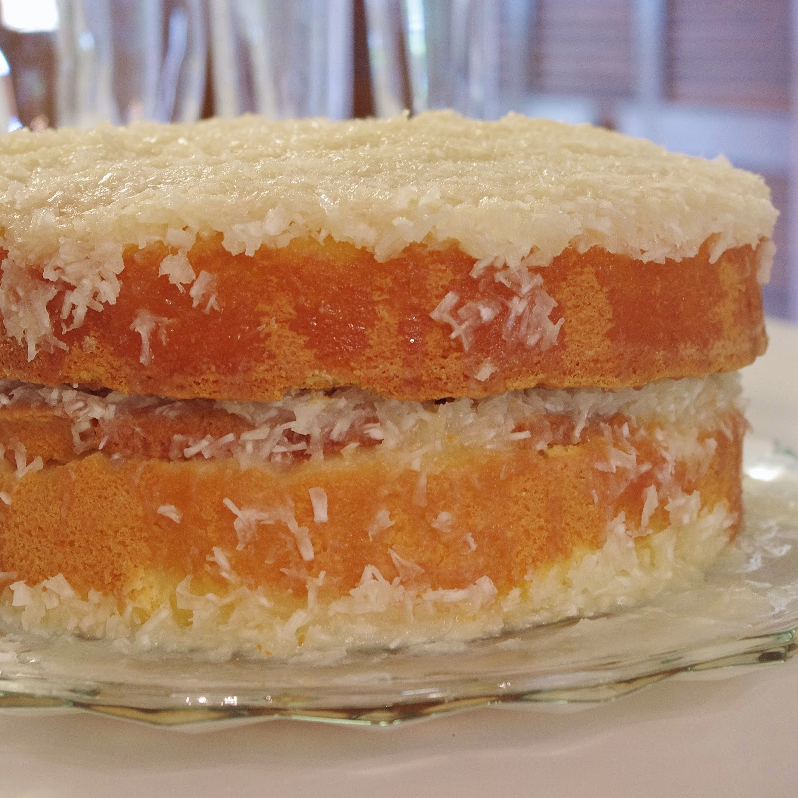Recipe for old fashioned coconut cake 46