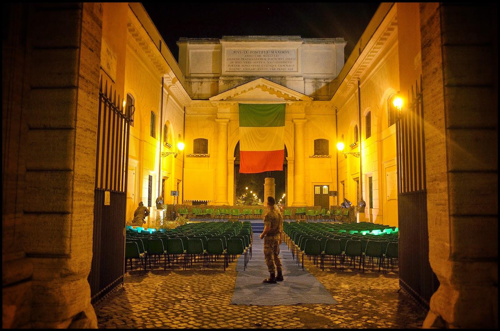 Rome photo walks porta pia - Hotel porta pia roma ...