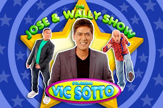 THE JOSE AND WALLY SHOW STARRING VIC SOTTO - JUN 16, 2012 PART 1/6