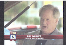 "VIDEO FOX NEWS VIDEO ""SHUT DOWN AL-QAEDA WEBSITES"" Sarasota Private Eye Bill Warner"