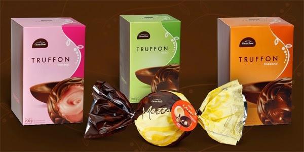 chocolate Cacau Show Páscoa Ovos Truffon