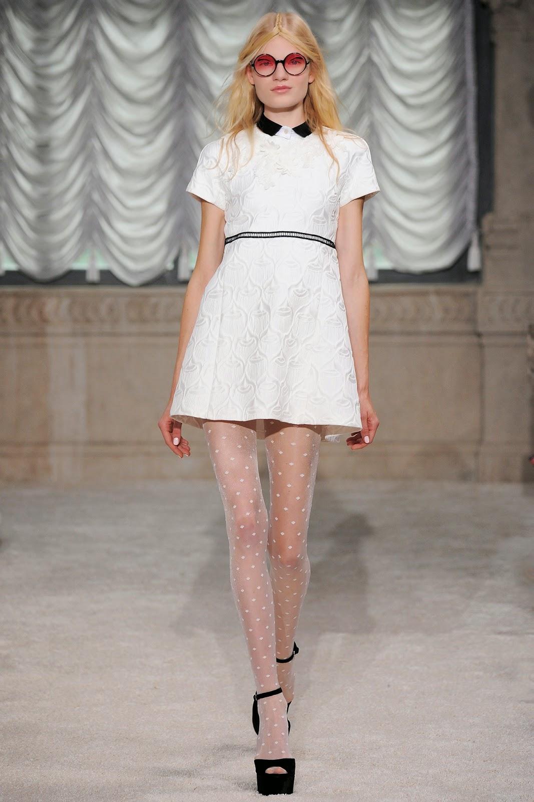 Giamba By Giambattista Valli Spring 2015 Ready-to-Wear