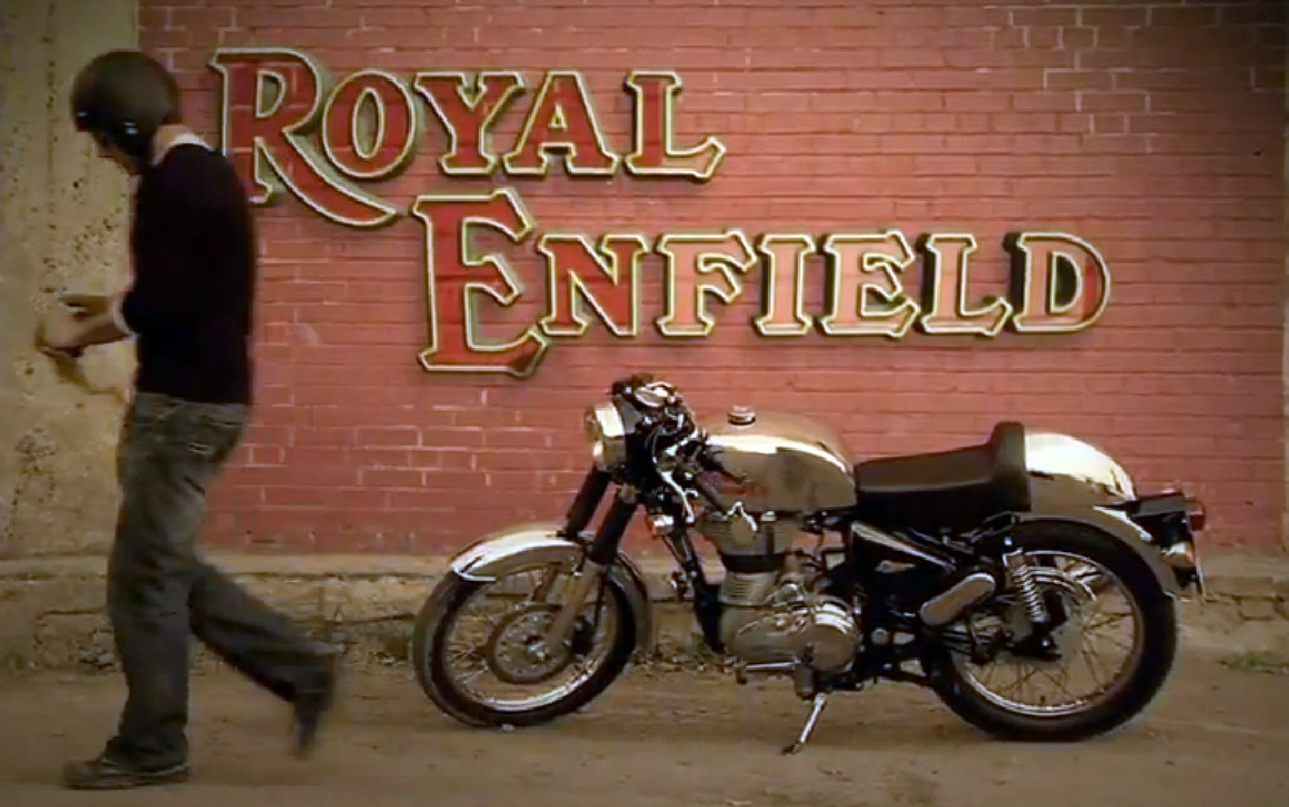 Chrome Cafe Racer : Royalenfields royal enfield canada unveils its chrome