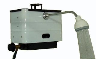 Duchas termas infrarrojas ahorradoras equilibrio per for Perilla para ducha