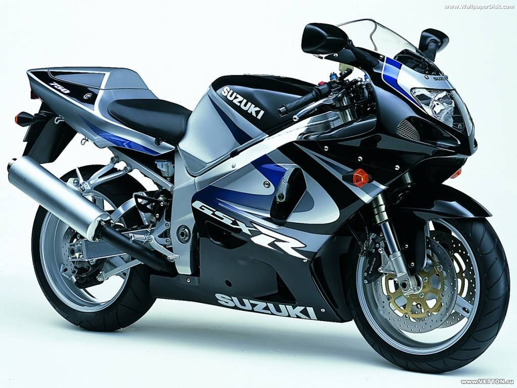 Suzuki sport bikes 2012