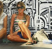 Υπερρεαλιστικοί πίνακες του Michele Del Campo