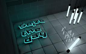 lirik seize the day