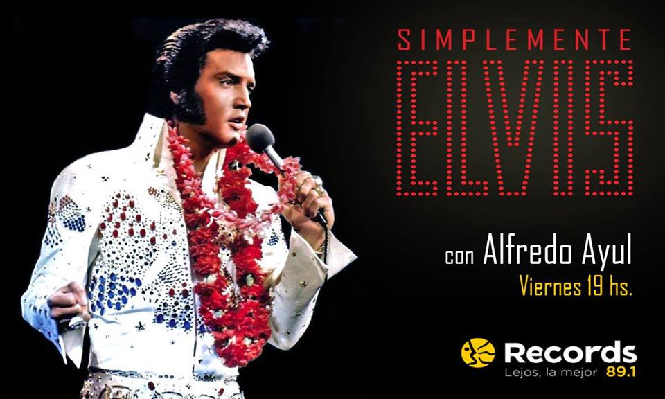 Simplemente Elvis con Alfredo Ayul